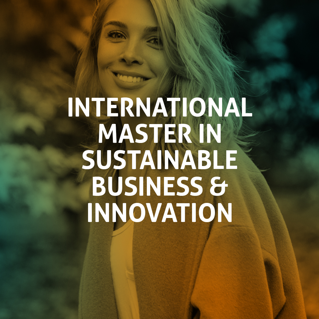 Master in Sustainable Business and Innovation