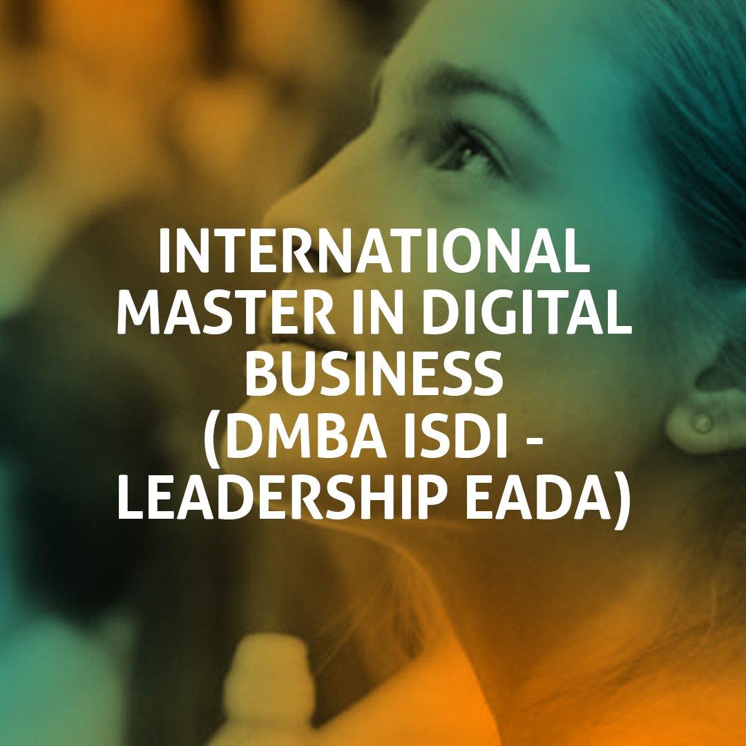 Master in Digital Business