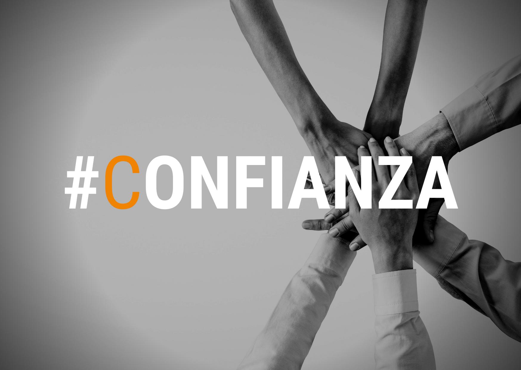 #Confianza