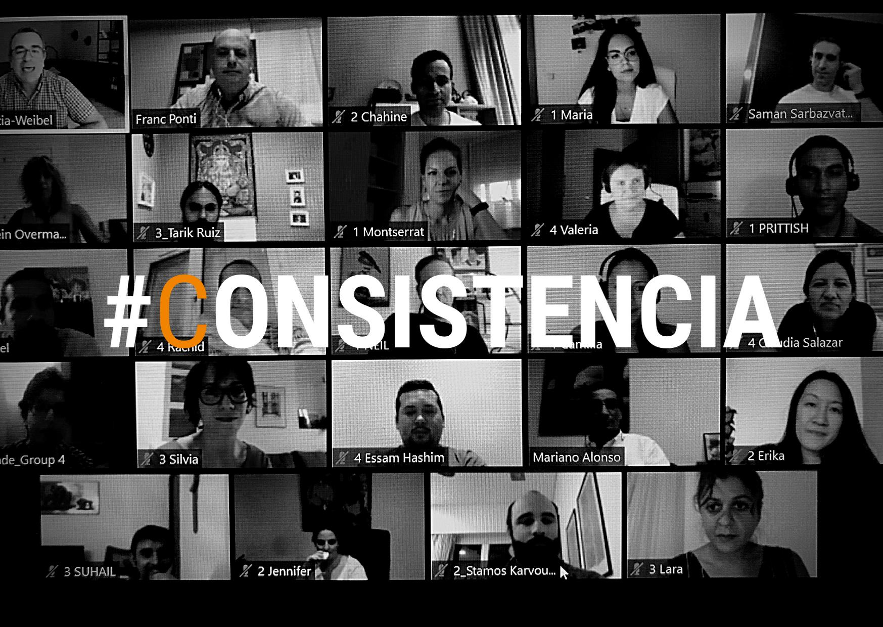 #Consistencia