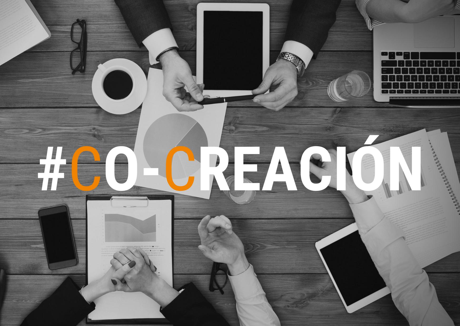 #Co-Creación
