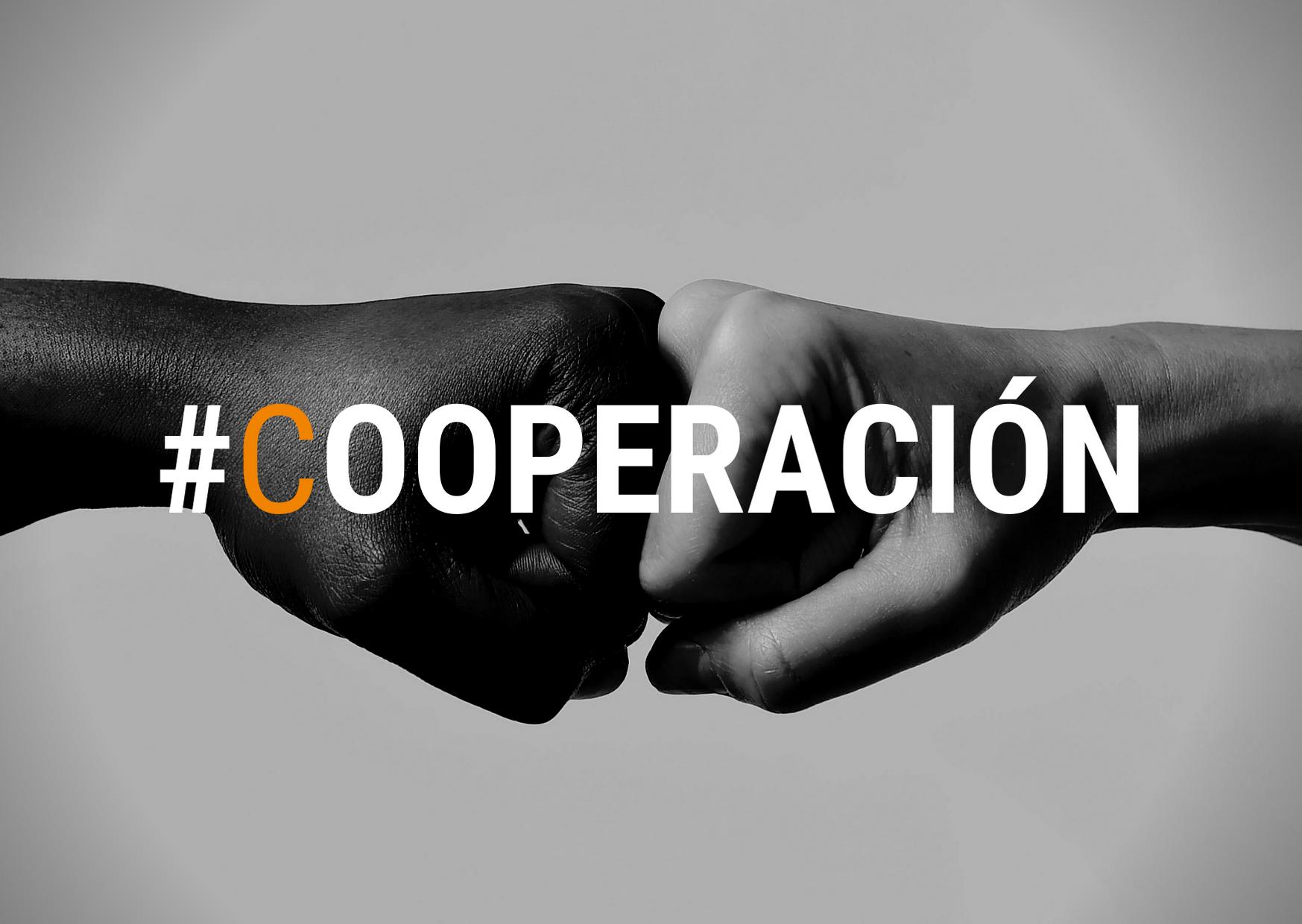 #Cooperación