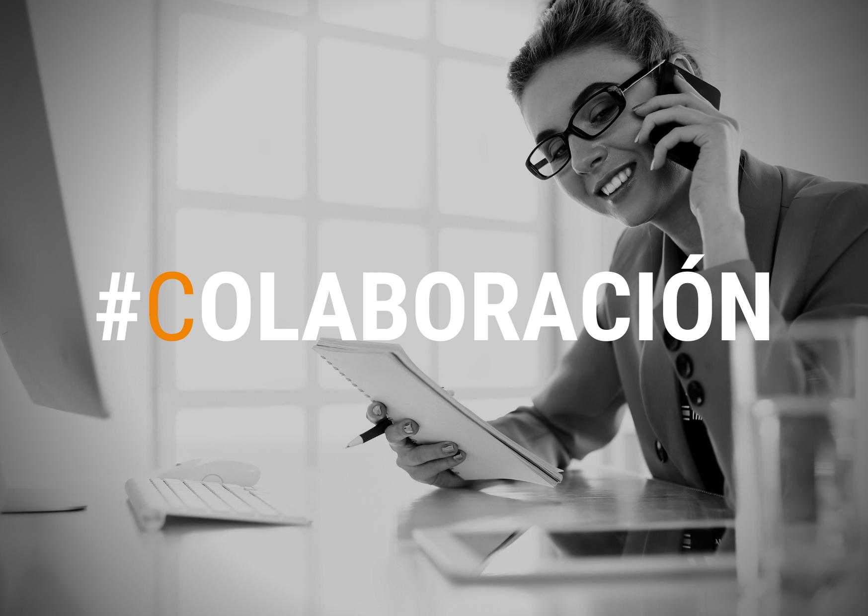 #Colaboración