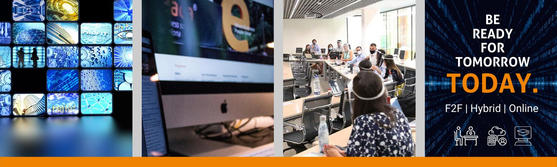 Immersive Learning EADA: F2F - Hybrid - Online